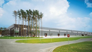 Image of White Star - Auto Logistic Park
